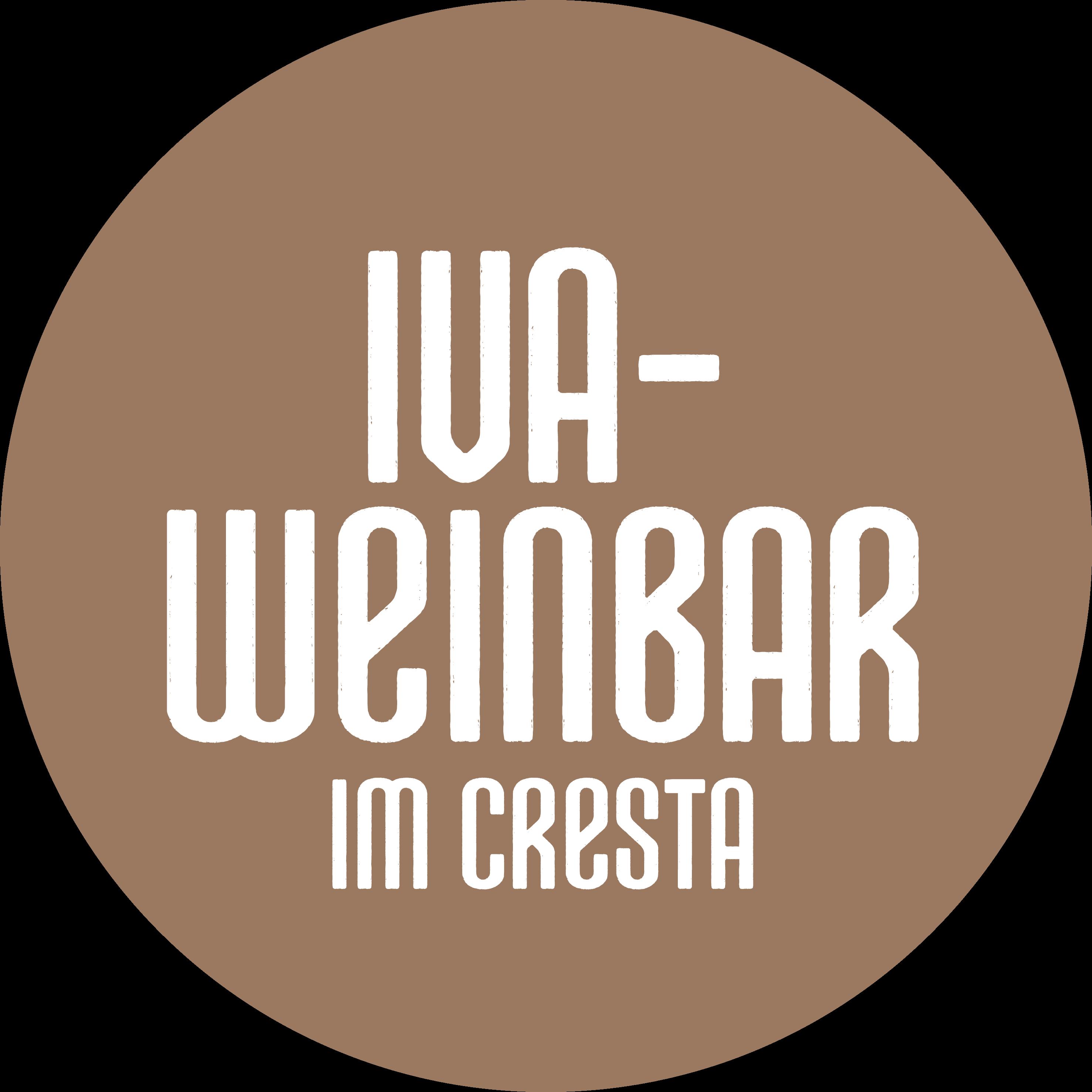 Logo IVA Weinbar Cresta